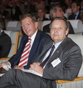 Investor AB har årsstämma i Stockholm med Marcus Wallenberg och Peter Wallenberg J.R