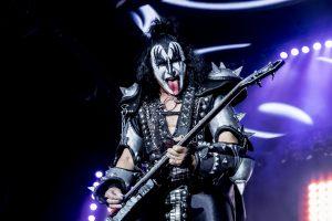 Press – Kiss på Tele 2 Arena