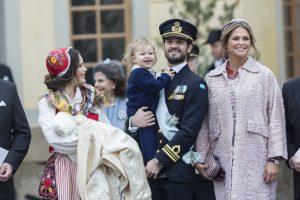 Prince Gabriels christening